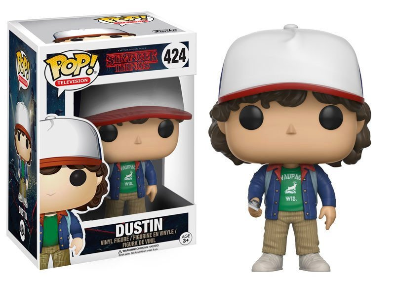 funko pop x stranger things the awesomer. Black Bedroom Furniture Sets. Home Design Ideas