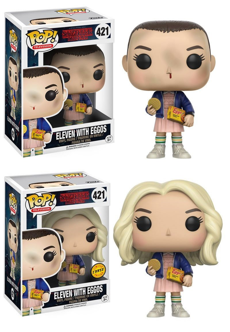 Funko Pop X Stranger Things The Awesomer