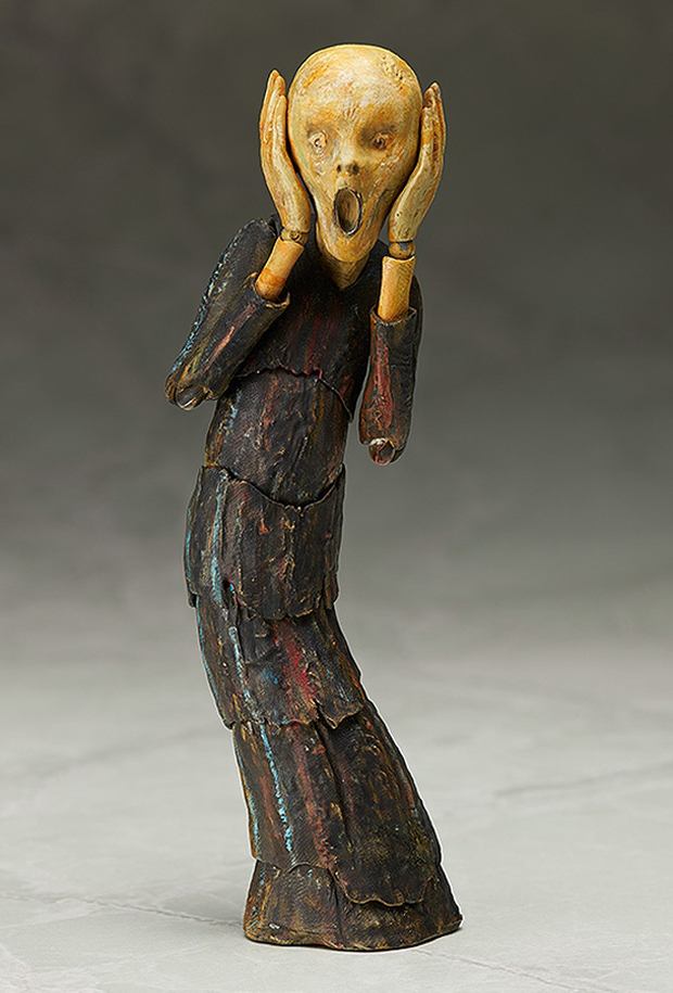 The Scream Action Figure