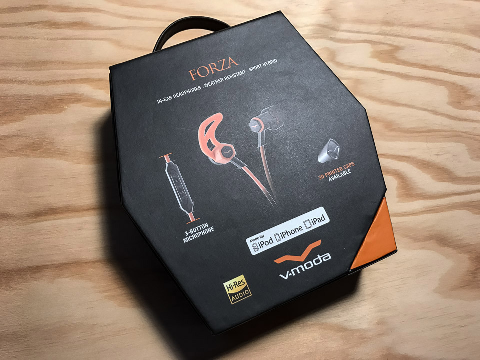 V-Moda Forza Earphones