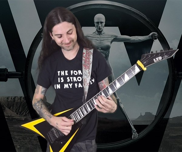 Westworld: Metal Cover