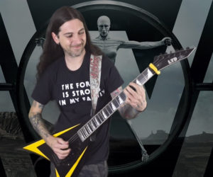 Westworld Theme Metal Cover