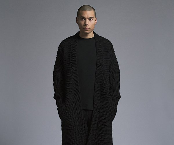 Wings + Horns Wool Cardigan
