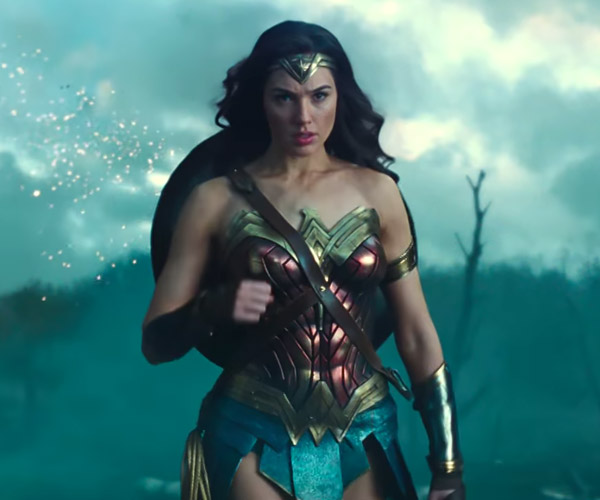 Wonder Woman (Trailer 2)