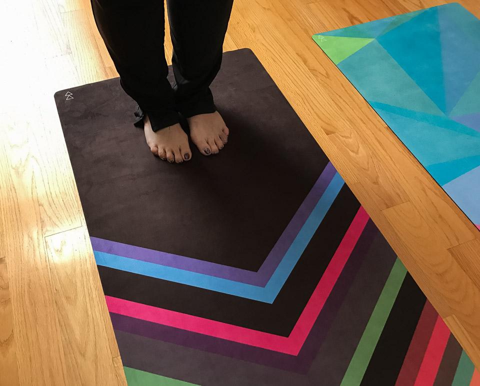 Yoga Design Lab Travel Mat