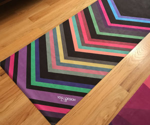 Yoga Design Lab Travel Mat