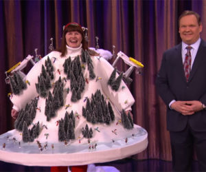Conan Holiday Sweater Pageant