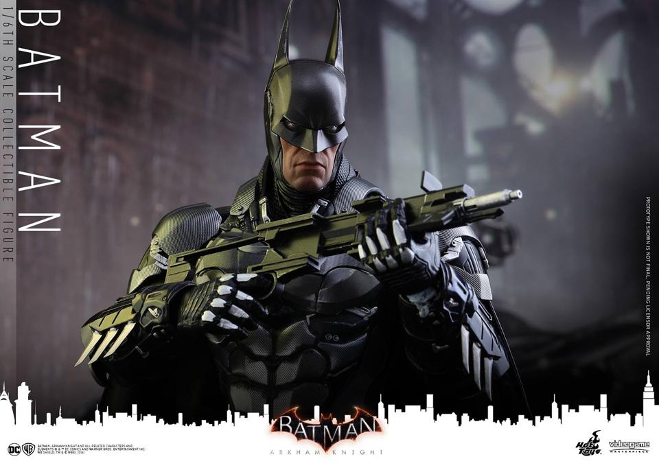 Batman: Arkham Knight Action Figure