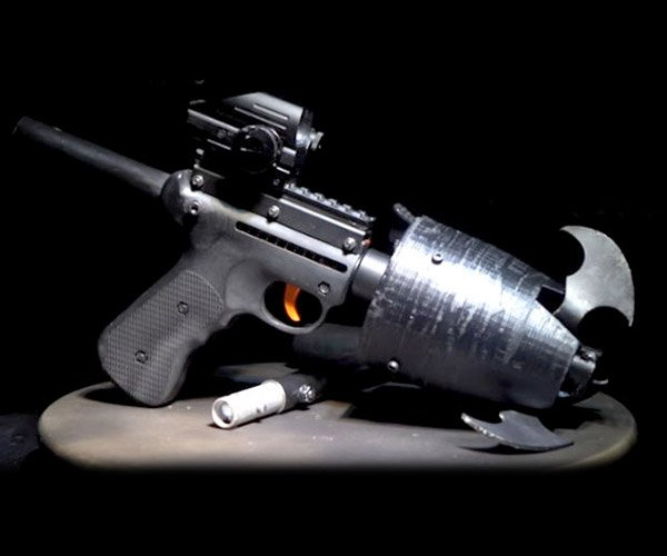 DIY Batman Grappling Gun