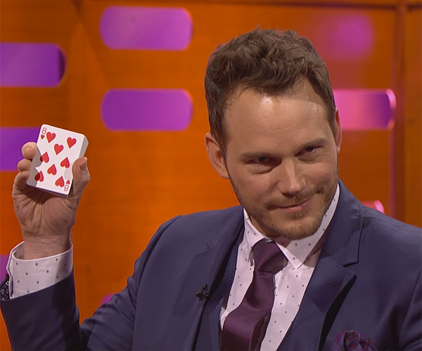 Chris Pratt: Burn 'Em