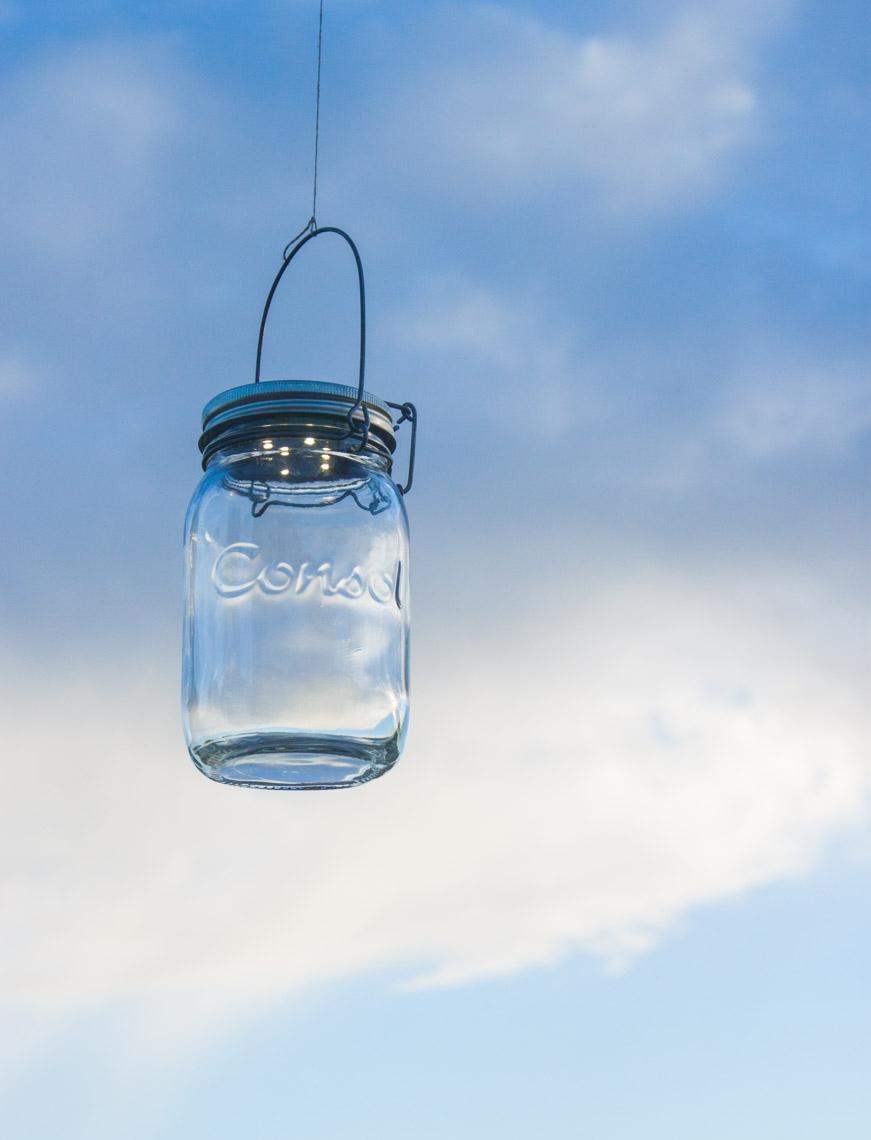 Consol Solar Jar
