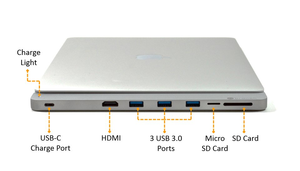 cPro Hub for 2016 MacBook Pro