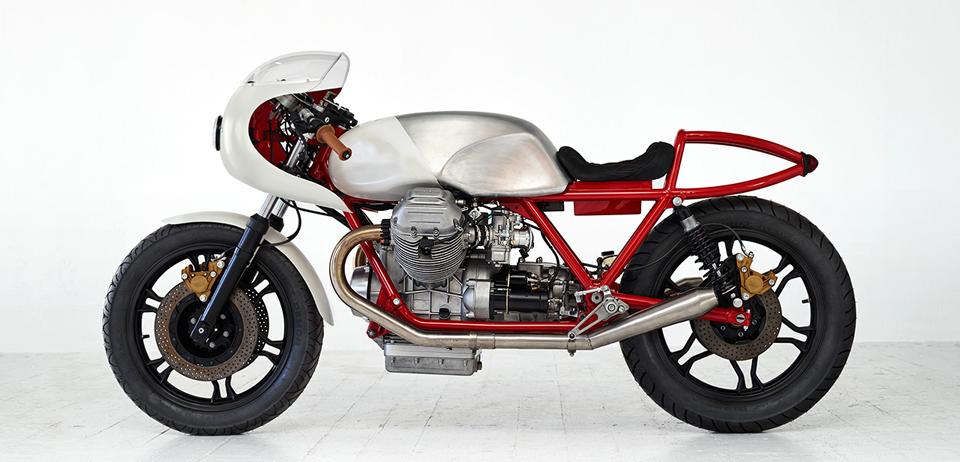 DMoL Moto Guzzi Airtail
