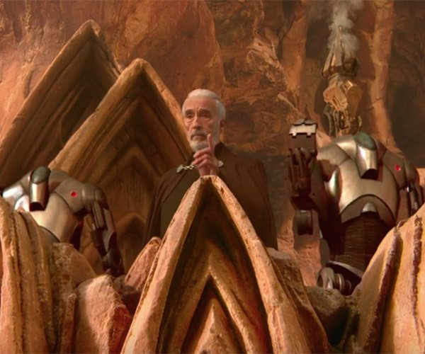 DJ Dooku Drops: Jedi Party