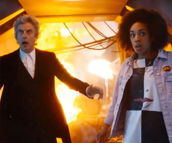 Doctor Who Series 10 (Teaser)