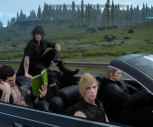 Dunkey Reviews Final Fantasy XV