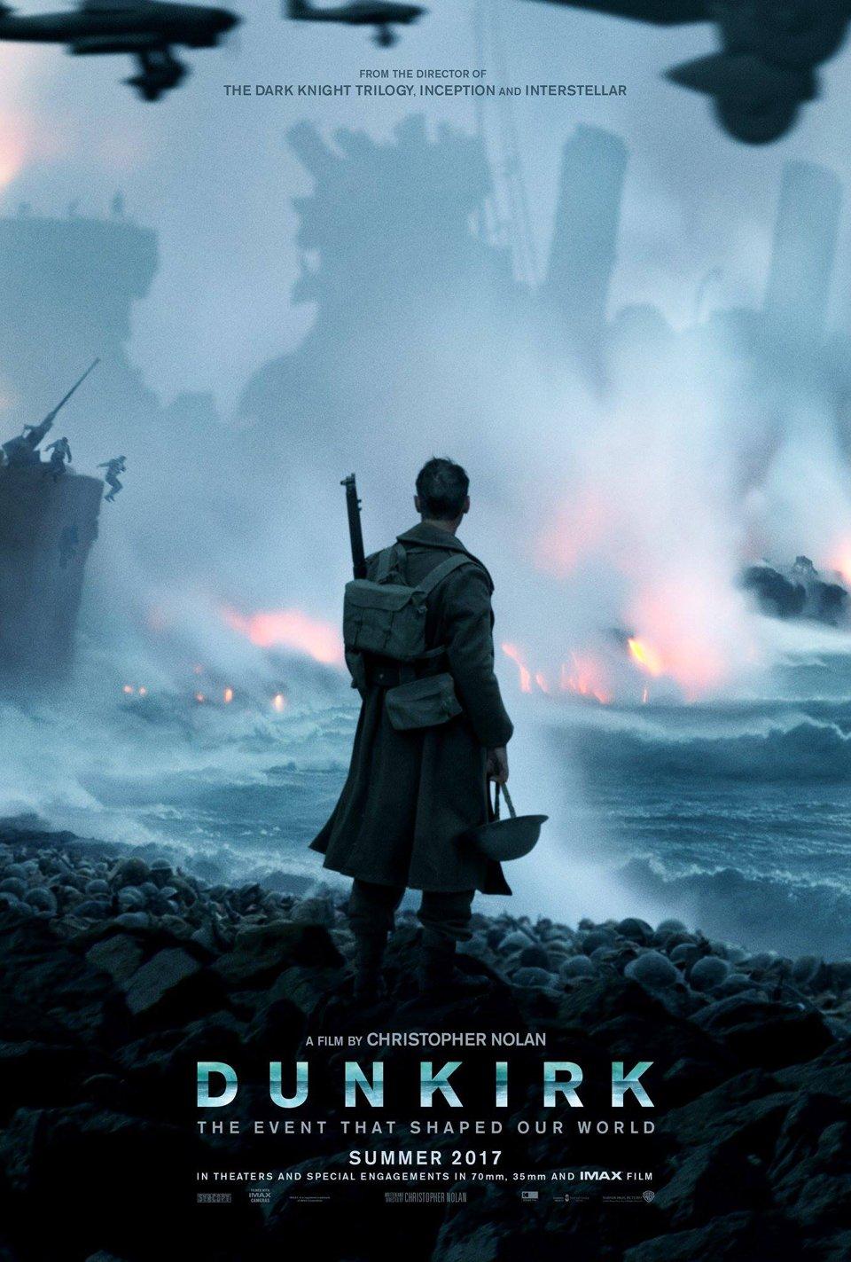 Dunkirk (Trailer)