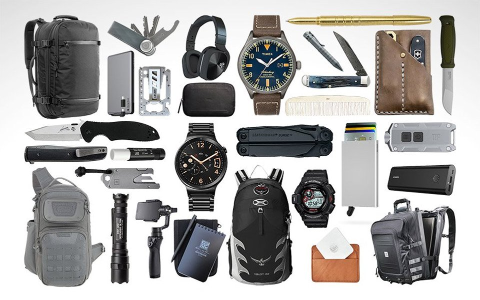 Best EDC Holiday Gifts