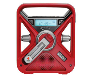 Eton Red Cross FRX3 Radio