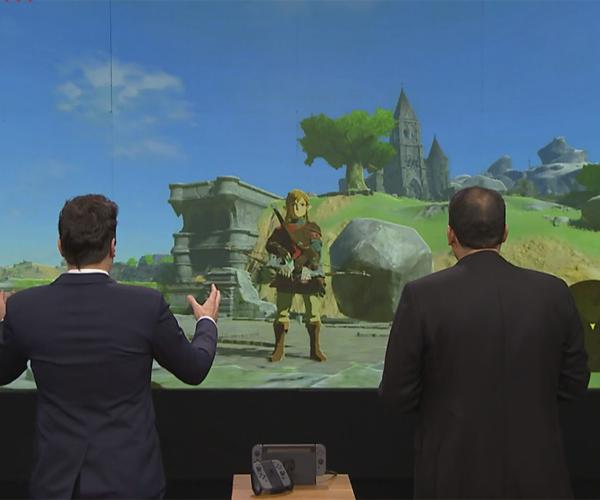 Fallon Plays Nintendo