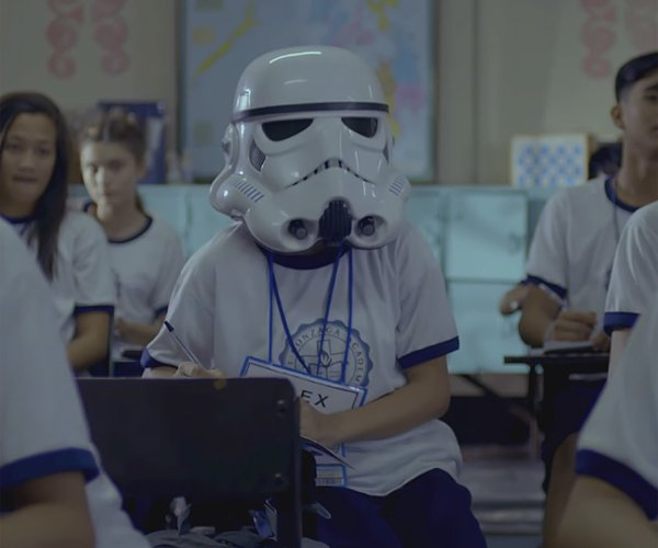 Globe x Rogue One: Create Courage