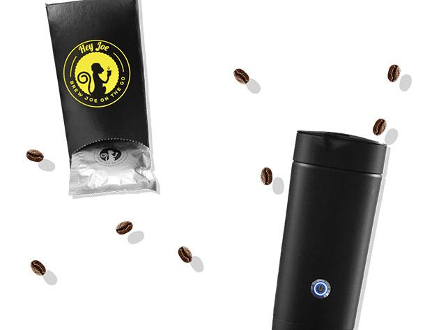 Deal: GoJoe Coffee Brewer & Coffee