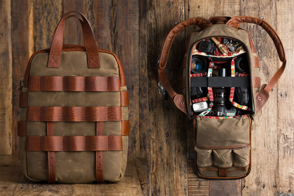 HoldFast Sightseer Backpack