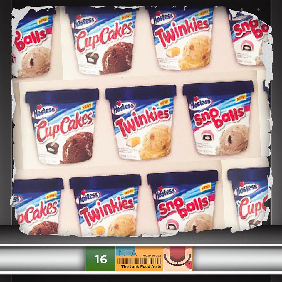 Hostess Ice Creams