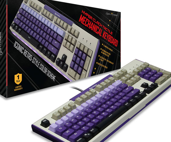 Hyper Clack Mechanical Keyboard
