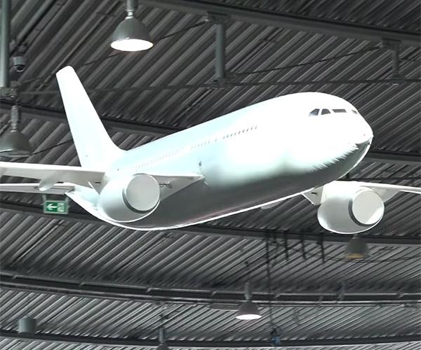 Insane R/C Jumbo Jet