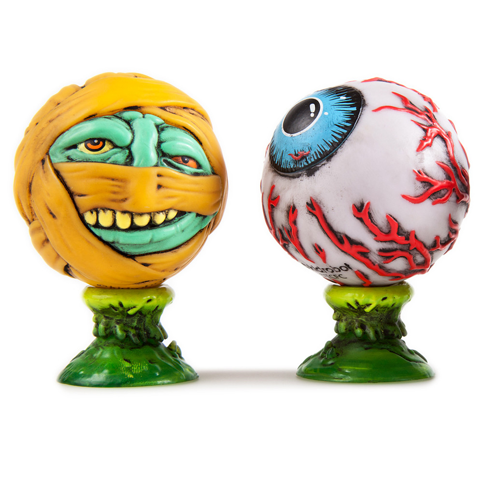 Kidrobot x Madballs Vinyl Minis