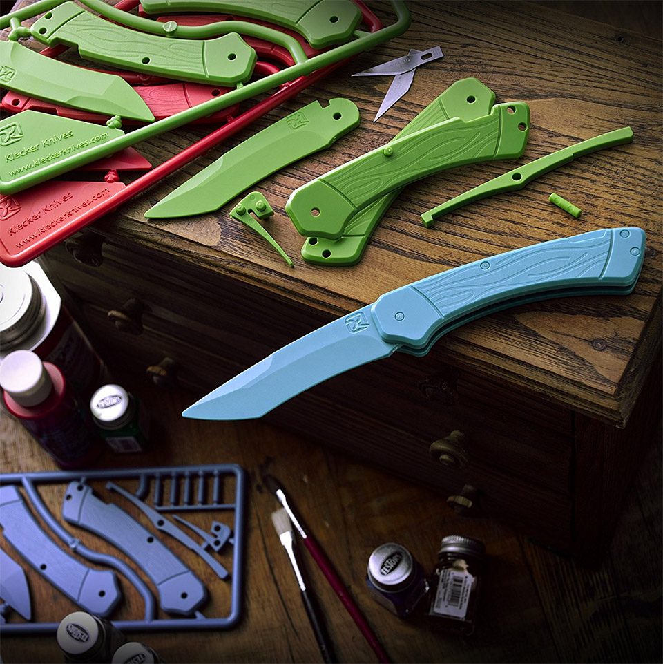 Klecker Trigger Knife Kit