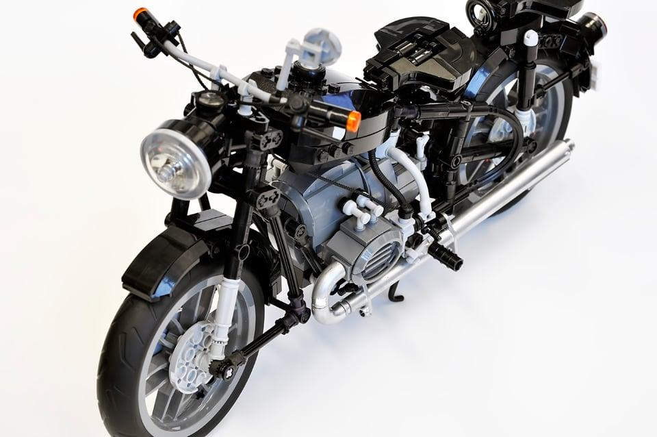 Lego Bmw R60 2 Concept