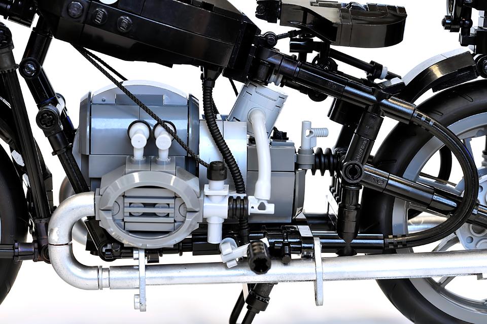 LEGO BMW R60/2 Concept