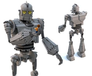 LEGO Ideas: Iron Giant