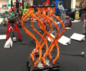 LEGO Technic Kinetic Sculptures