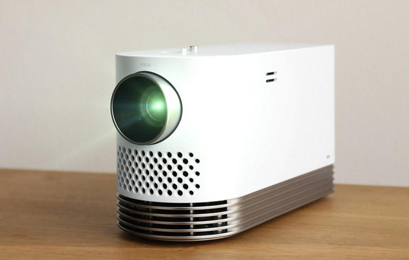 LG ProBeam Laser Projector