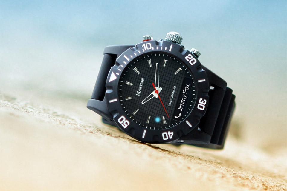 Deal: Martian mVoice Smartwatches