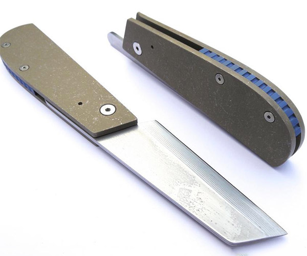 Minimum BASIC Knife