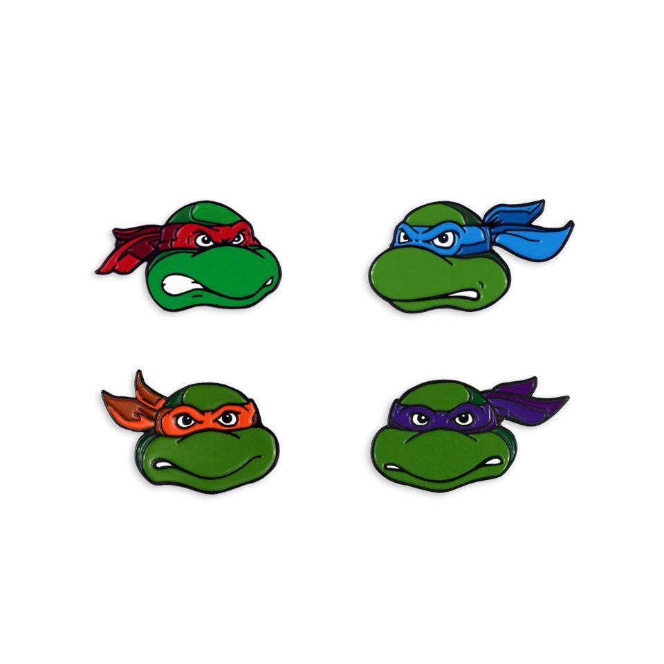 Mondo x Nickelodeon TMNT Pins