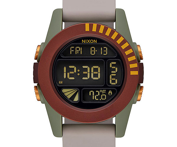 Nixon Unit Boba Fett Watch