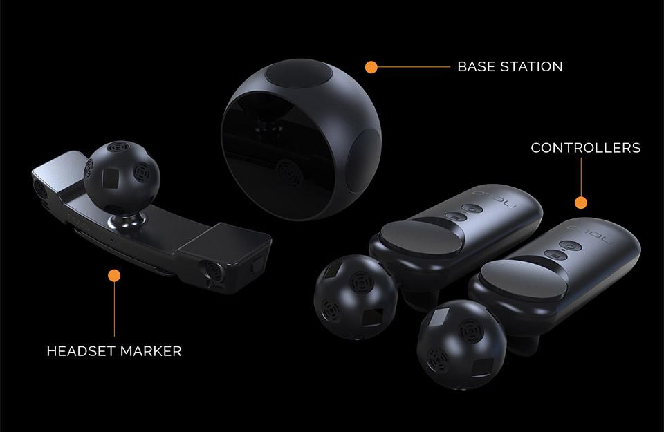 NOLO Smartphone VR Motion Tracker