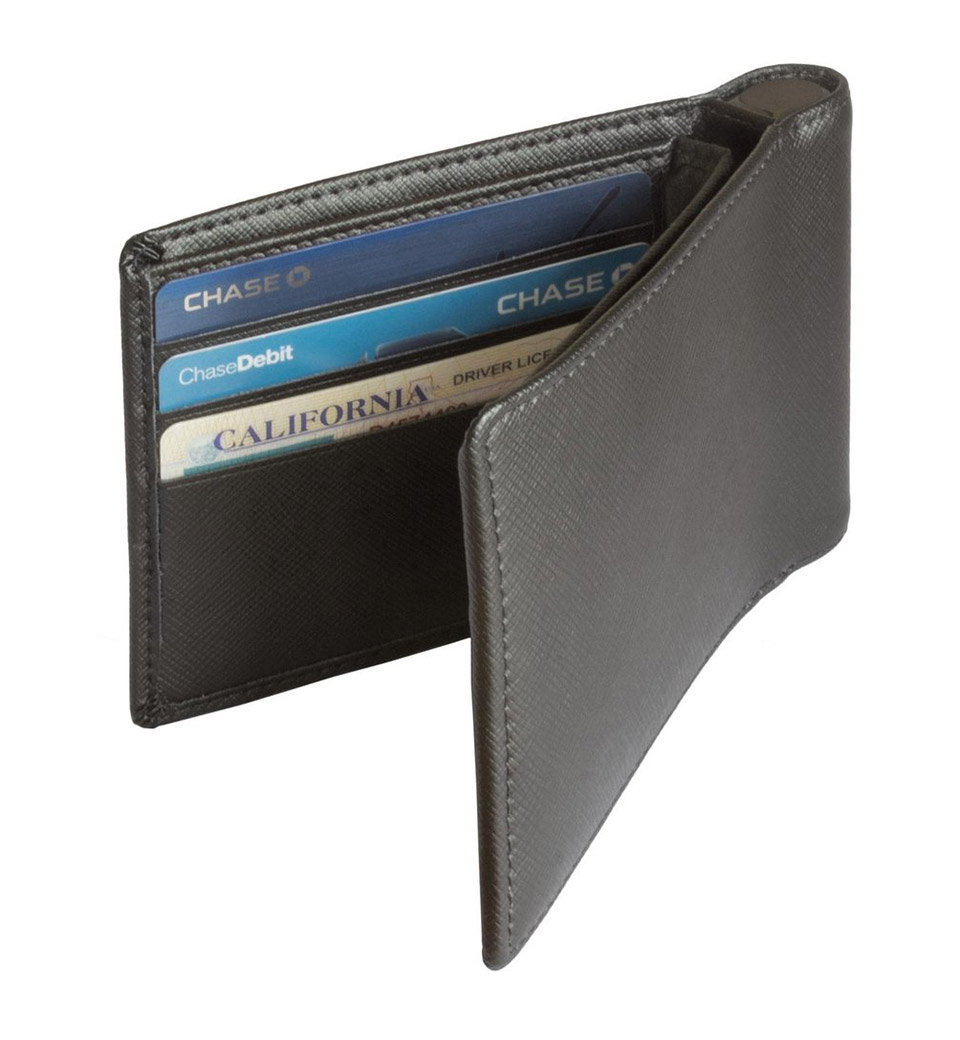 Deal: Nomad Leather Charging Wallet