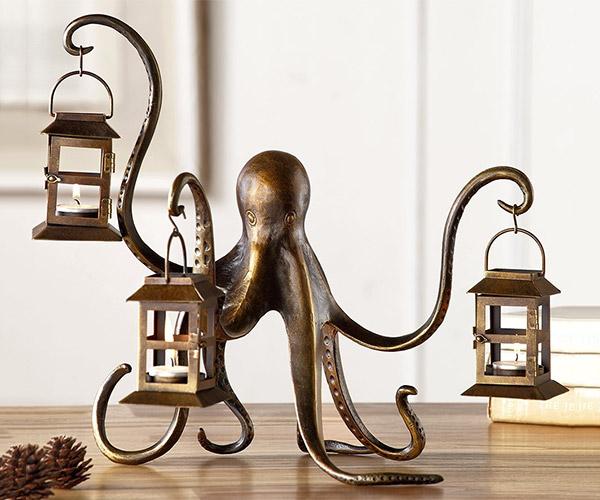 Octopus Lantern