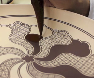 Precision Painting Ceramics