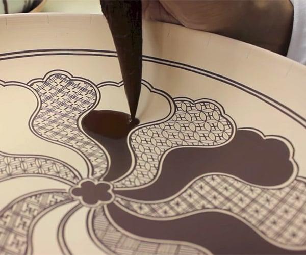 Precision Painting Ceramics