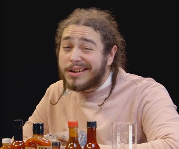 Post Malone vs. Hot Wings