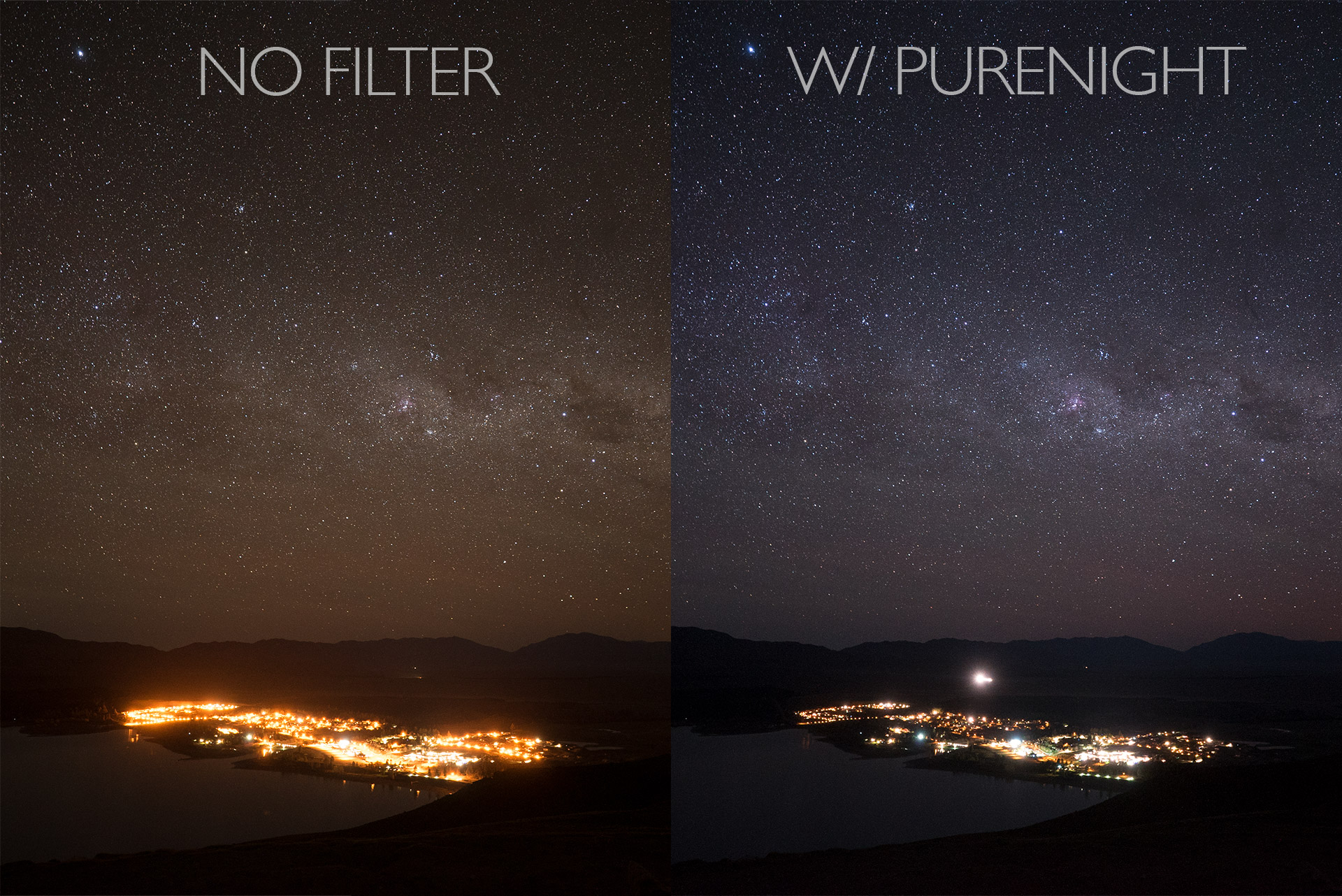 PureNight Photo Filter