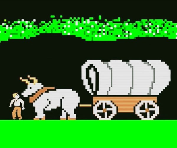 The R-rated Oregon Trail