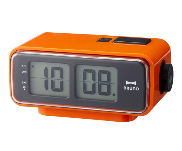 Retro Digital Flip Alarm Clock